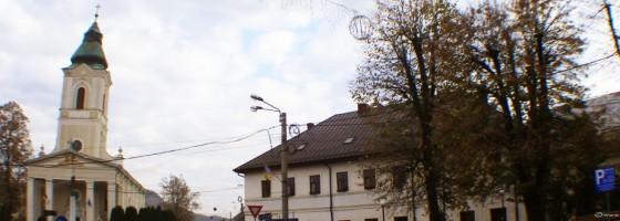 Seini - Biserica Sf Arh Mihail si Gavril