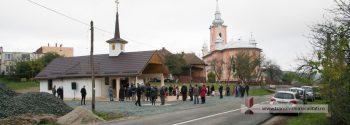 Oarta de Jos-Sfintirea capelei de cimitir-Foto